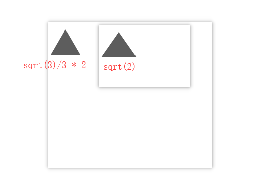 triangle with diff