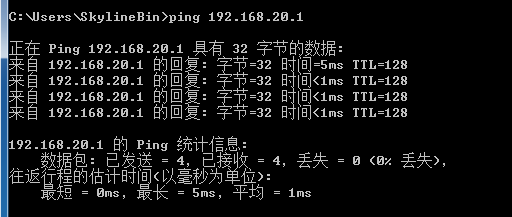 ICMP Ping